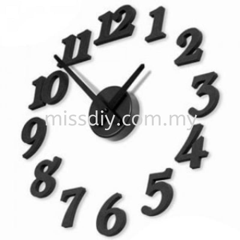 01647, DIY clock