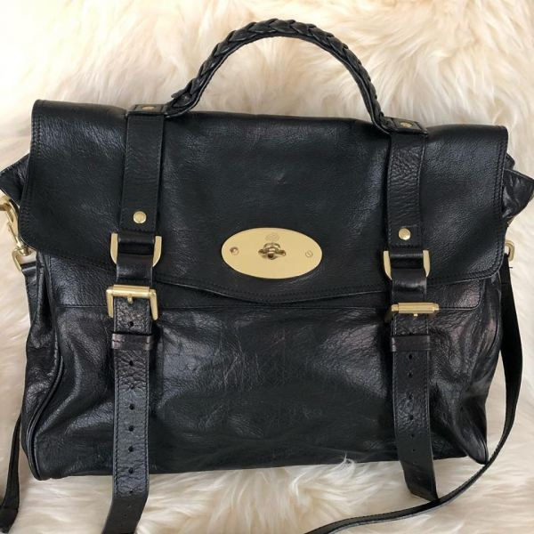(SOLD) Mulberry Alexa Soft Buffalo in Black (Two Ways Carry) Mulberry Kuala Lumpur, KL, Selangor, Malaysia. Supplier, Retailer, Supplies, Supply | The Luxury Brand