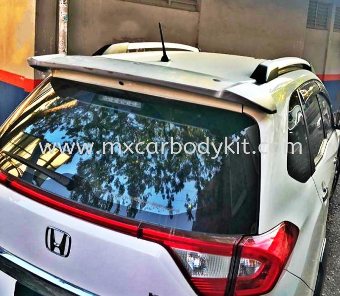 HONDA BR-V MUGEN SPOILER  BR-V HONDA Johor, Malaysia, Johor Bahru (JB), Masai. Supplier, Suppliers, Supply, Supplies | MX Car Body Kit