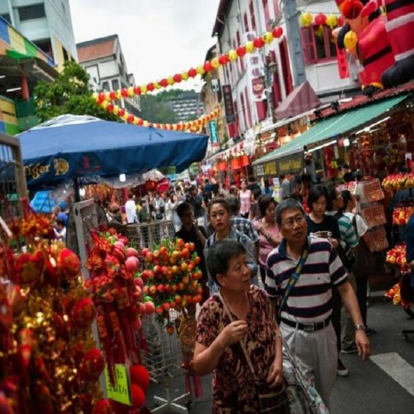 Chinese tourist arrivals in Singapore hit record high for 2nd straight year TravelNews Malaysia Travel News | TravelNews