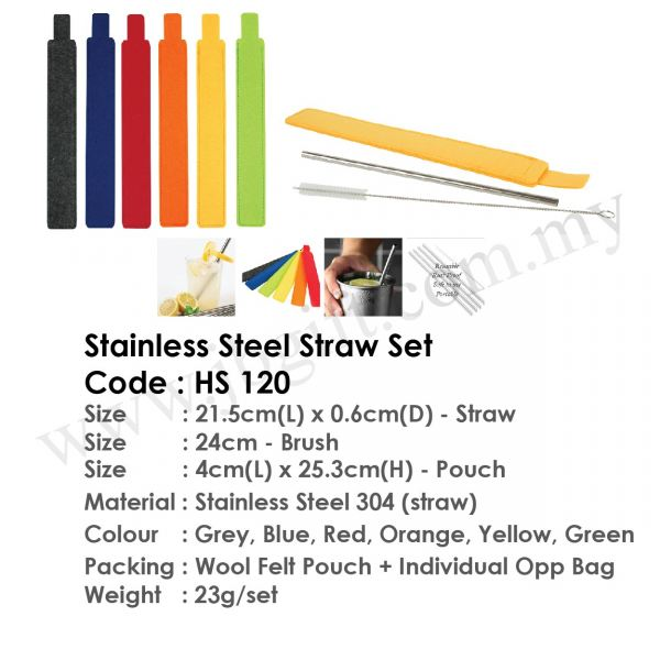 Essential Straw & Cutlery Set  HS  120 Cultery Set Household Malaysia Johor Bahru JB Supplier, Supply, Supplies | JB Gift & Souvenir