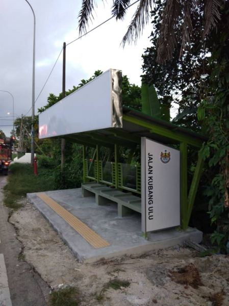 MPSP BUS STOP  CORPORATE SIGN Penang, Malaysia, Butterworth Supplier, Suppliers, Supply, Supplies | Maxart Marketing And Supplies