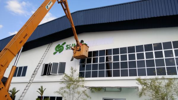 SHH INDUSTRIES LED BACKLIGHT SIGN  SHH LED BACKLIGHT SIGN LED SIGN Penang, Malaysia, Butterworth Supplier, Suppliers, Supply, Supplies | Maxart Marketing And Supplies