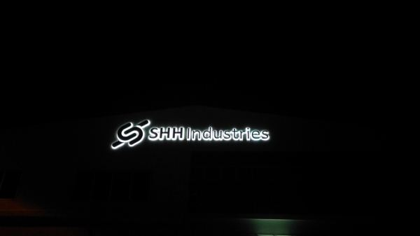 SHH INDUSTRIES LED BACKLIGHT SIGN  SHH LED BACKLIGHT SIGN LED SIGN Penang, Malaysia, Butterworth Supplier, Suppliers, Supply, Supplies   Maxart Marketing And Supplies