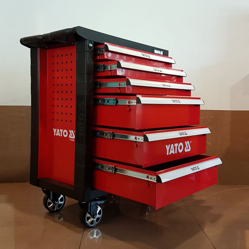 Yato YT-55300 Roller Cabinet with Tools 6-Drawers ID999709