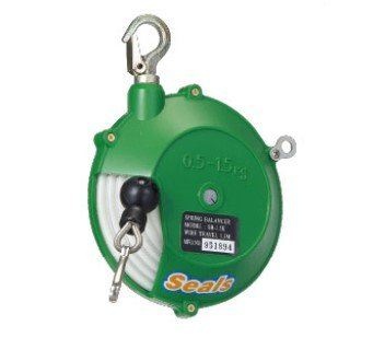 SEALS SPRING BALANCER 0.5-1.5KG (1.3MX2MM) WEIGHT: 0.73KG  MATERIAL HANDLING EQUIPMENTS OTHER TOOLS Singapore, Kallang Supplier, Suppliers, Supply, Supplies | DIYTOOLS.SG