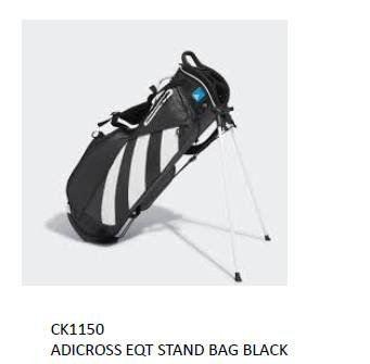 Adicross EQT Stand Bag Black Series 2019