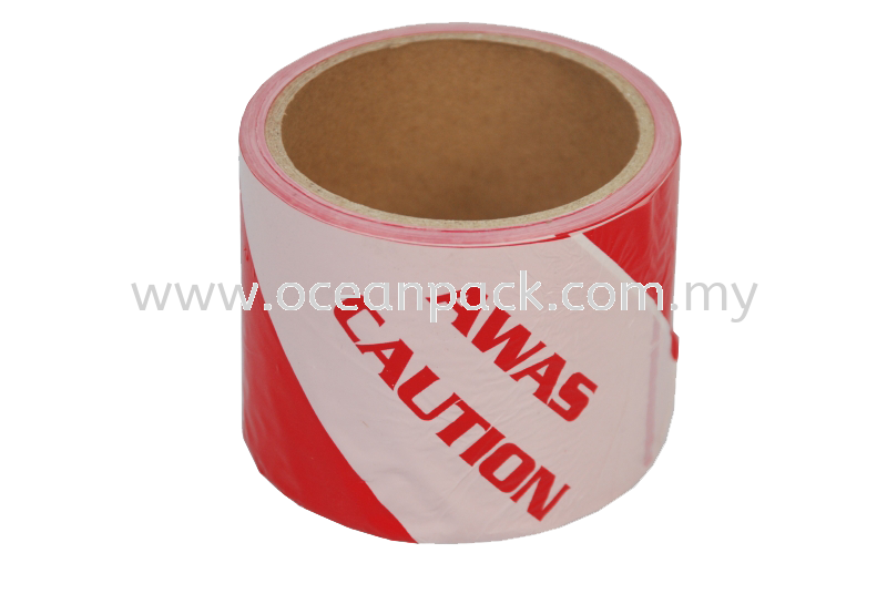 Awas Tape  Film and Tape Selangor, Malaysia, Kuala Lumpur (KL), Rawang Supplier, Suppliers, Supply, Supplies | Ocean Packaging Sdn Bhd