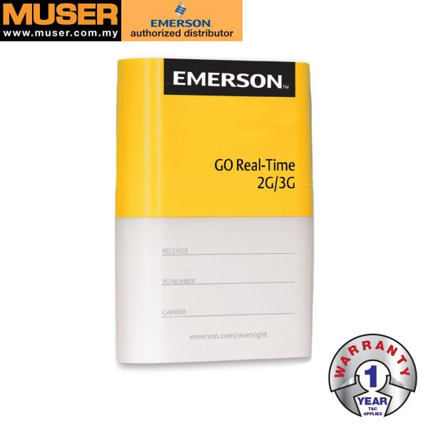 Emerson GO Real-Time Tracker [Delivery: 3-5 days subject to availability] Real-Time Tracker Emerson Kuala Lumpur (KL), Malaysia, Selangor, Sunway Velocity Supplier, Suppliers, Supply, Supplies | Muser Apac Sdn Bhd
