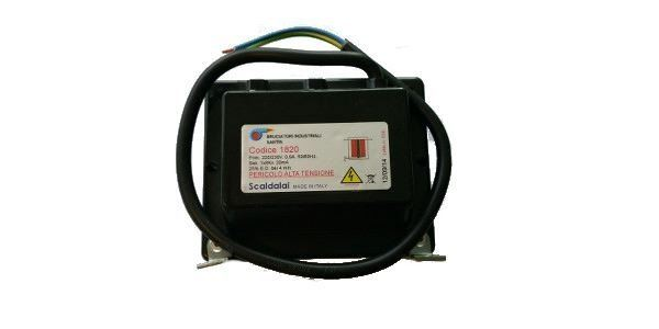 SANTIN - IGNITION TRANSFORMERS ACCESSORIES FOR BURNERS GAS BURNER SANTIN ITALY GAS PRODUCT Selangor, Malaysia, Kuala Lumpur (KL), Puchong Supplier, Supply, Supplies, Services | LSA Energy Resources Sdn Bhd