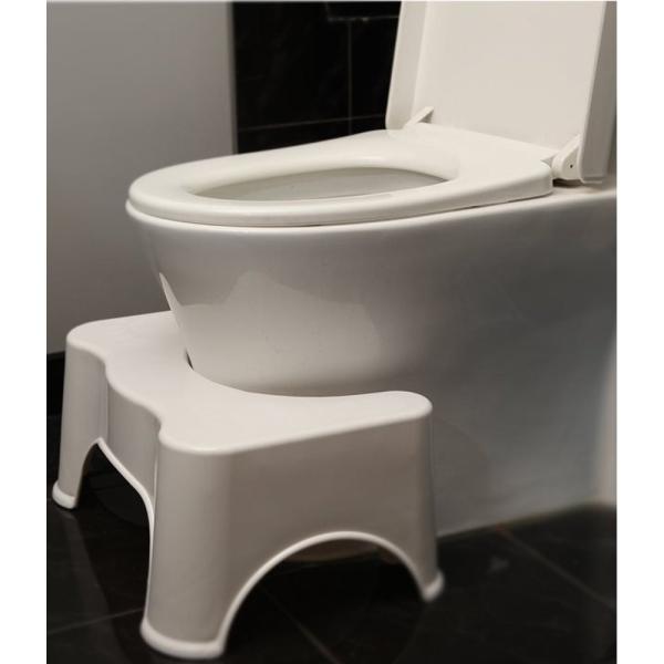 Healthy Squatty Bathroom Toilet Stool (White) Bathroom Accessories Bedroom Malaysia, Selangor, Kuala Lumpur (KL) Supplier, Suppliers, Supply, Supplies | Like Bug Sdn Bhd