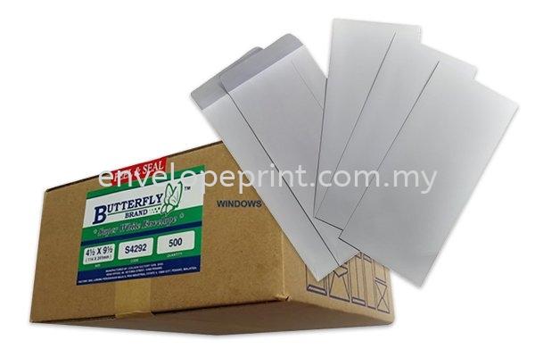 Butterfly Envelope Printing Envelope Printing Kuala Lumpur (KL), Malaysia, Selangor, Pudu Supplier, Supply, Supplies, Service | Mission Variety Trading