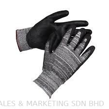EDGE® Cut Resistant Gloves Level 5 48-705 Cut Resistant Gloves Hand Protection Safety Products Selangor, Malaysia, Kuala Lumpur (KL), Melaka, Johor, Penang Supplier, Suppliers, Supply, Supplies | AM Sales & Marketing Sdn Bhd