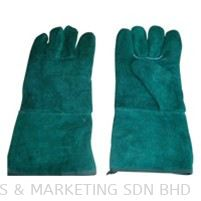WCB002 Cow Split Leather Welding Gloves Welding Gloves Hand Protection Safety Products Selangor, Malaysia, Kuala Lumpur (KL), Melaka, Johor, Penang Supplier, Suppliers, Supply, Supplies | AM Sales & Marketing Sdn Bhd