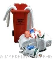 Crisben 240 Litres Oil Spill Kit (SKA240) (OHSORCR2000028) Petroleum Sorbents Emergency Response Safety Products Selangor, Malaysia, Kuala Lumpur (KL), Melaka, Johor, Penang Supplier, Suppliers, Supply, Supplies | AM Sales & Marketing Sdn Bhd
