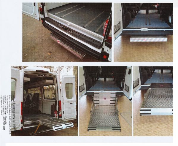 CONCEALED CASSETTE LIFT  KENDERAAN OKU  Kuala Lumpur (KL), Malaysia, Selangor Supplier, Suppliers, Supply, Supplies | Mobile Life Automobil Sdn Bhd