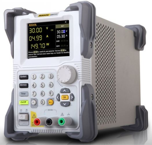 Rigol DP711 Programmable Linear DC Power Supply (single channel, 30 V/5 A)