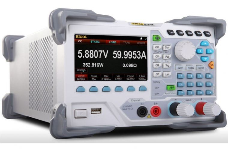 Rigol DL3031A Programmable DC Electronic Load