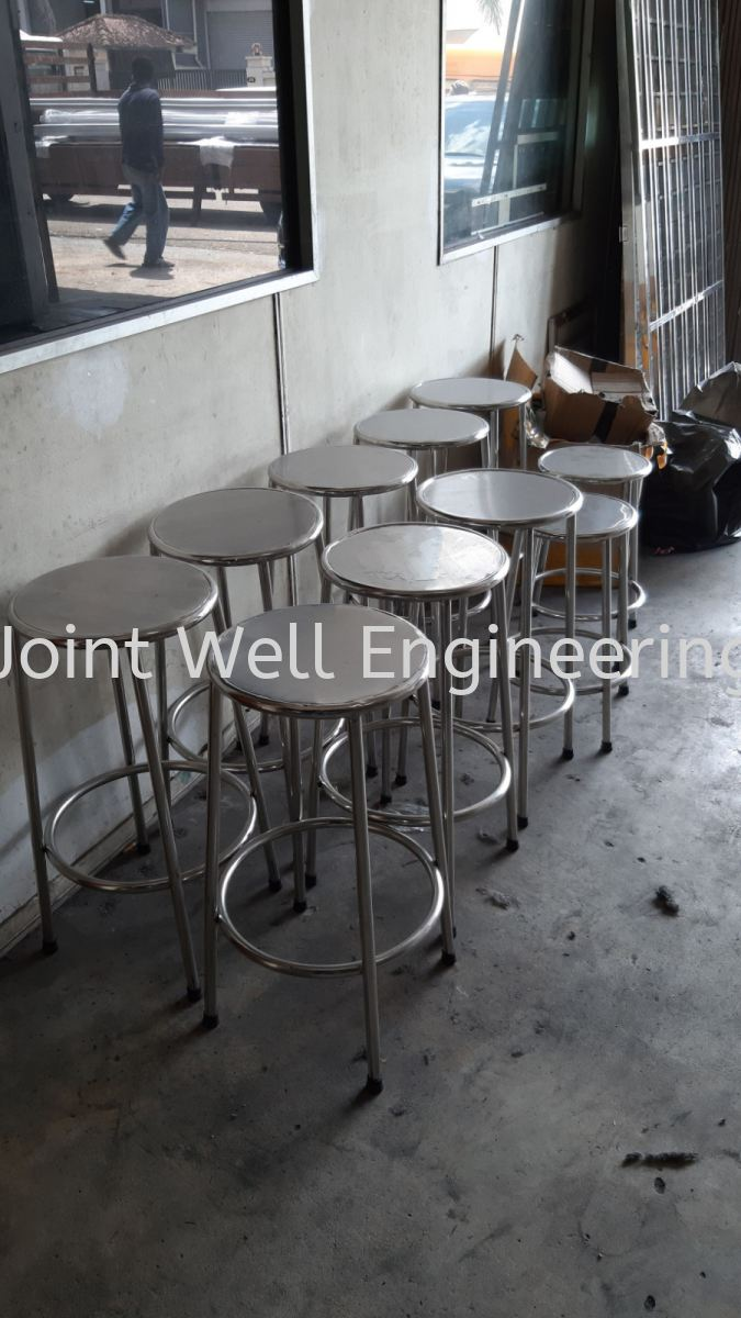 Stainless steel Chair Table And Chair Others Product  Johor Bahru (JB), Johor Installation, Supplier, Supplies, Supply | Joint Well Engineering