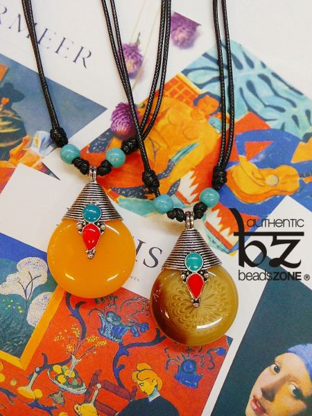 N189-3132 A Necklace Penang, Georgetown, Malaysia. Manufacturer, Supplier, Supply, Supplies   Guo Qiang Sdn Bhd (beadsZONE)