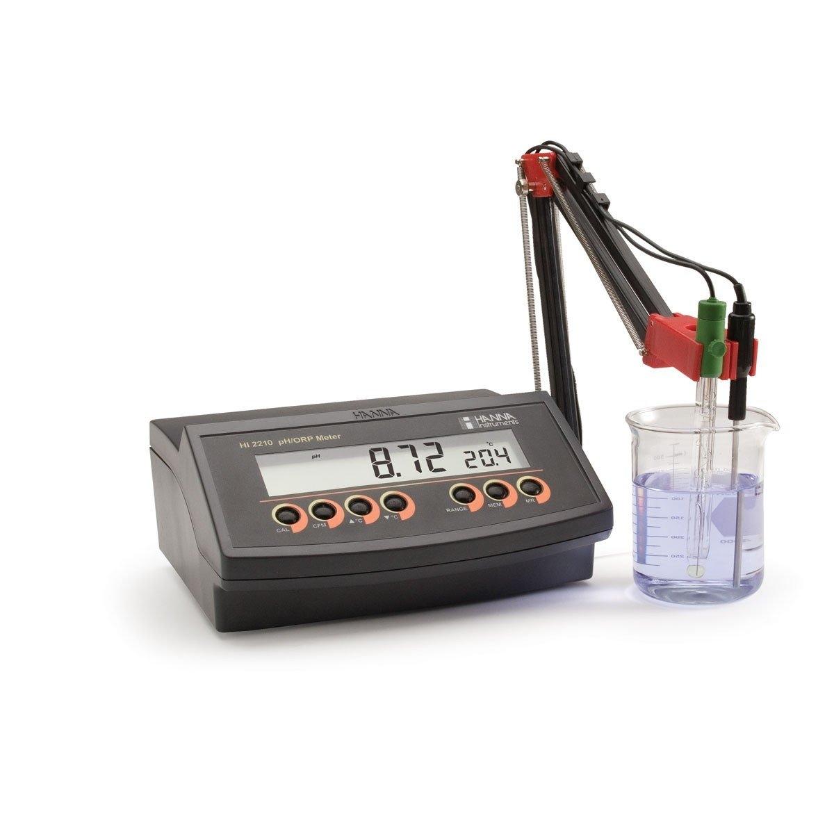 Benchtop pH Meter with 0.01 pH Resolution HI2210-01 pH Water / Liquid Analysis Malaysia, Selangor, Kuala Lumpur (KL) Supplier, Suppliers, Supply, Supplies | Obsnap Instruments Sdn Bhd