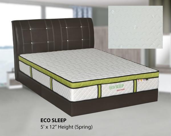 MT Eco Sleep (Spring) Mattress Malaysia, Selangor, Kuala Lumpur (KL), Klang Manufacturer, Supplier, Supply, Supplies | Ninety Nine Home Design Sdn Bhd