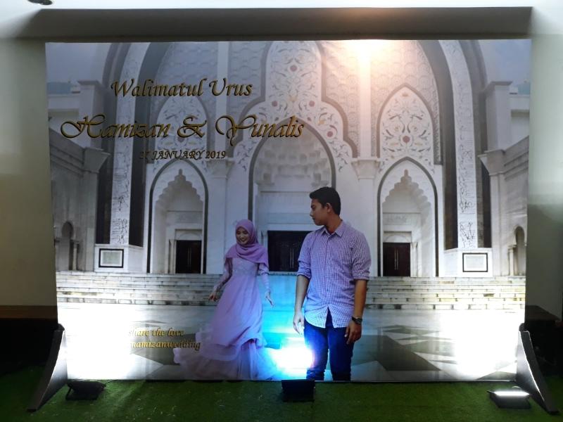 Backdrop 8x12 ft Photobooth Kuala Lumpur (KL), Selangor, Malaysia, Pudu Supplier, Suppliers, Supply, Supplies   My One Card Marketing