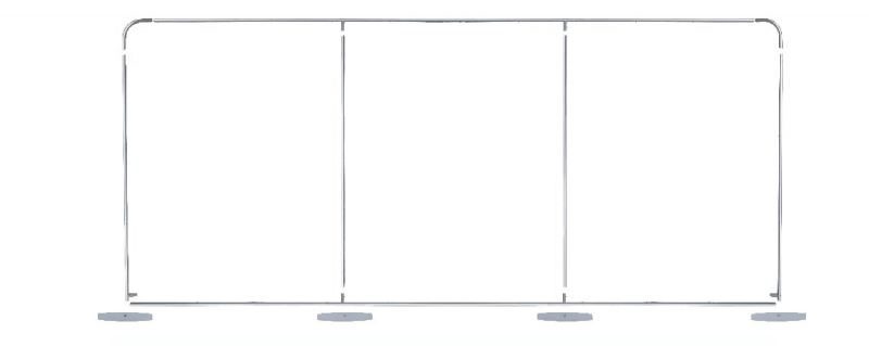 6m Tension Fabric Backdrop (Straight) Tension Fabric Backdrop Series Exhibition Dispaly System Selangor, Malaysia, Kuala Lumpur (KL), Puchong Supplier, Manufacturer, Supply, Supplies   Oak Leaf Printing & Advertising Sdn Bhd