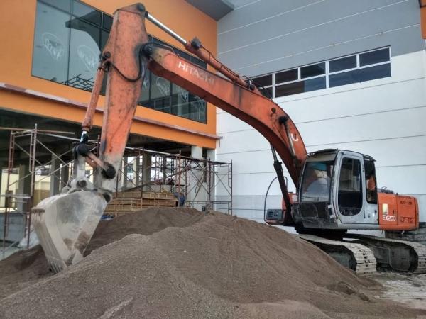 Excavator Rental Selangor, Kuala Lumpur (KL), Malaysia, Jenjarom Rental, Services | Fullmax E Trading
