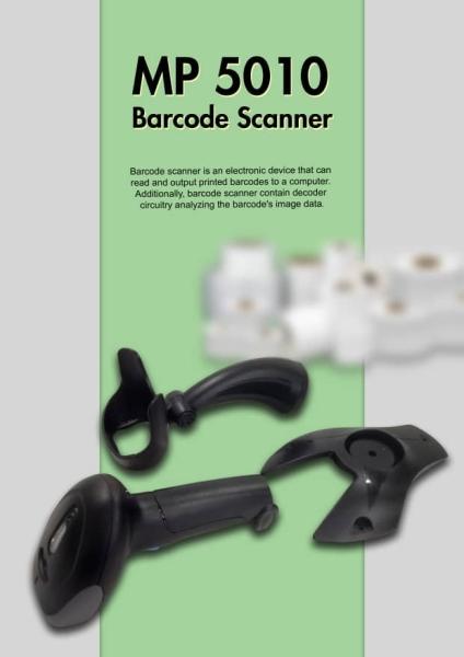 MP 5010 Barcode Scanner Hardware Selangor, Malaysia, Kuala Lumpur (KL), Puchong Supplier, Suppliers, Supply, Supplies | EIST System Sdn Bhd