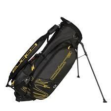 1e9e5f83fca Rickie Fowler Cobra Golf Tour Crown Stand Bag Limited Edition Release Black Yellow  Buy NowFavourite. RM1 ...