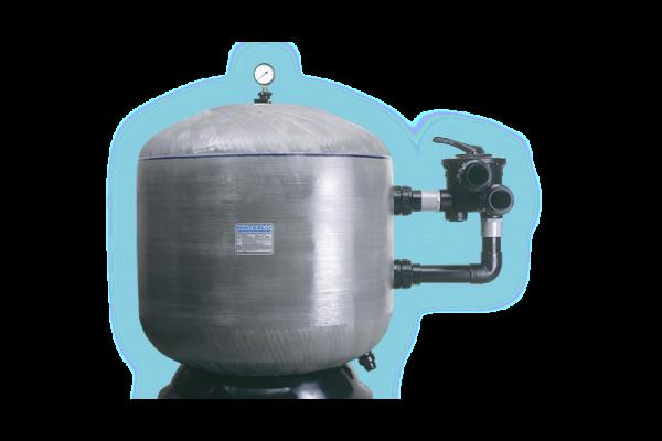 Sidemount Sand Filters Commercial Filters Waterco Johor Bahru (JB), Malaysia Supply, Supplier & Wholesaler   Ideallex Sdn Bhd