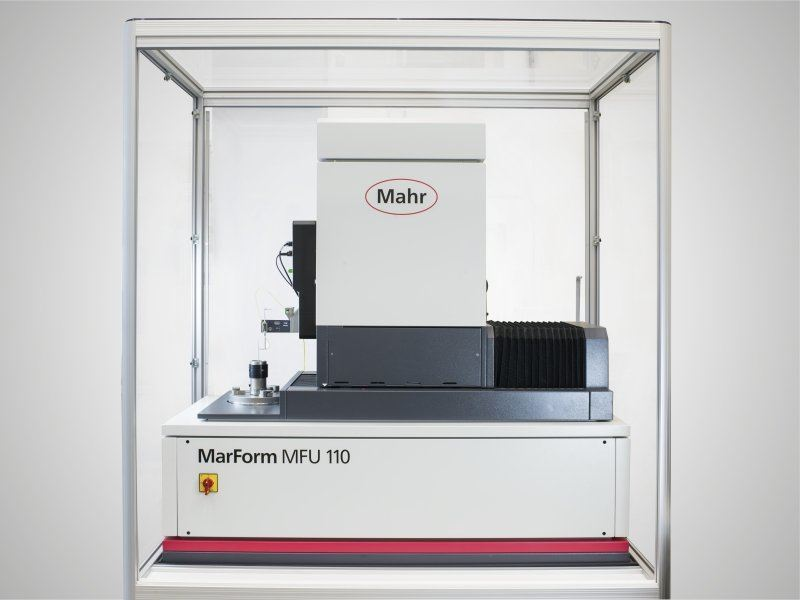 Mahr Metrology - MarForm MFU 110 Reference Formtester Formtester Dimensional Metrology System Malaysia, Selangor, Kuala Lumpur (KL) Supplier, Suppliers, Supply, Supplies | Obsnap Instruments Sdn Bhd