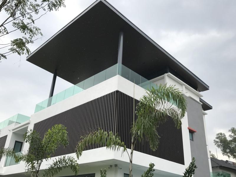 METAL & ALUMINIUM SUN LOUVERS Kuala Lumpur (KL), Malaysia, Selangor, Pandan Perdana Supplier, Contractor, Supply | DPC Contracts