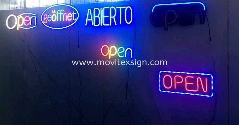 neon sign made of led latest products NEON Signage LED Signage and Neon Signboard Johor Bahru (JB), Johor, Malaysia. Design, Supplier, Manufacturers, Suppliers | M-Movitexsign Advertising Art & Print Sdn Bhd