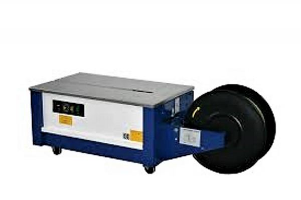 SUREPACK Low-Table Semi-Auto Strapping Machine Model AS-50L Strapping Machine Machines Singapore, Johor Bahru (JB), Malaysia Supplier, Rental, Supply, Supplies | MP Group