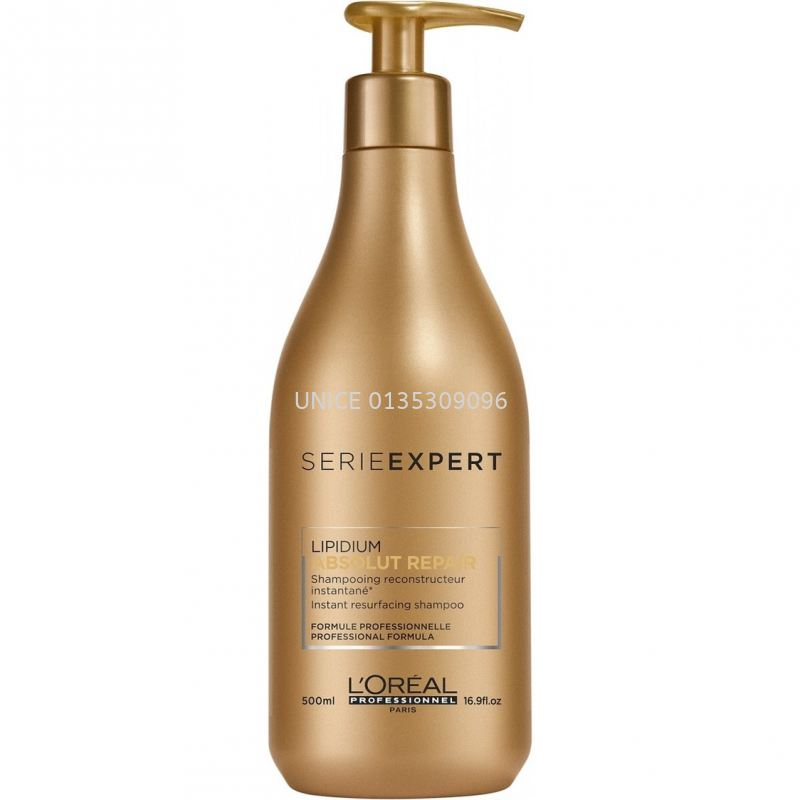 Absolut Repair Shampoos 500ml