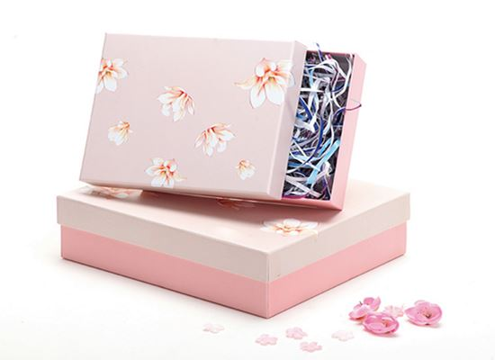 Cosmetic Gift Paperboard Box