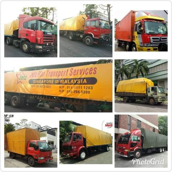 Transport Services (Singapore = Malaysia) Transport Services (Singapore = Malaysia) Johor Bahru (JB), Malaysia Services | Jetz Star Mover & Transport Services