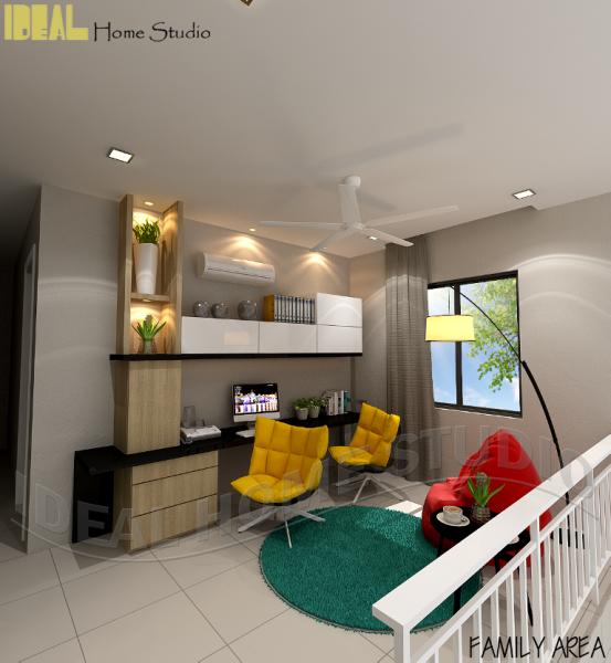 2 STOREY BUNGALOW @ AMAN PERDANA RESIDENTIAL Klang, Selangor, Kuala Lumpur (KL), Malaysia Contractor, Service | Ideal Home Studio