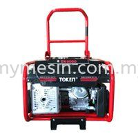 Token TK4280 Gasoline Generator Generator Construction & Engineering Equipment Shah Alam, Selangor, Malaysia. Supply, Suppliers, Supplier, Distributor | Mymesin Machinery & Hardware Sdn Bhd
