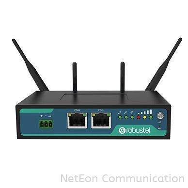 Robustel R2000-4L 4G Cellular Router Industrial Grade 4G LTE WiFi Router Router Selangor, Malaysia, Kuala Lumpur (KL), Petaling Jaya (PJ) Supplier, Suppliers, Supply, Supplies | NetEon Communication Sdn Bhd