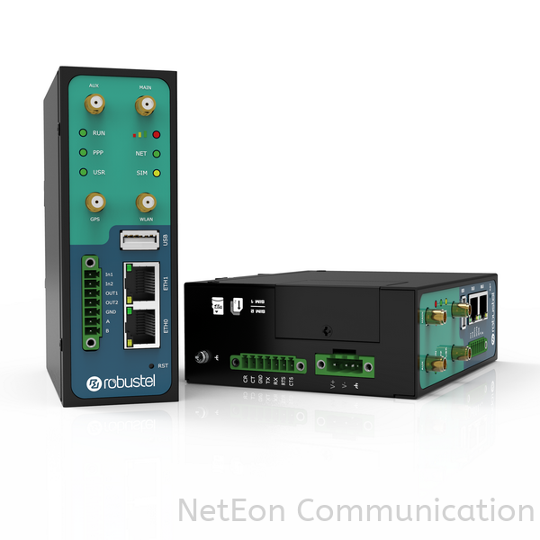 Robustel R3000-4L Cellular Router Industrial Grade 4G LTE WiFi Router Router Selangor, Malaysia, Kuala Lumpur (KL), Petaling Jaya (PJ) Supplier, Suppliers, Supply, Supplies | NetEon Communication Sdn Bhd