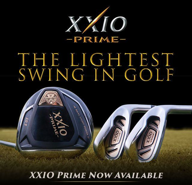 XXIO Prime 10 Full Set Complete Mens