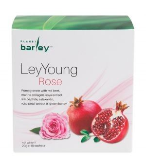 Planet Barley LeyYoung Rose