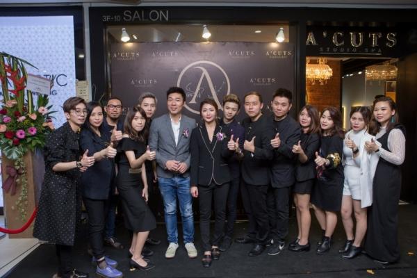 A Cut Studio - Spa Opening Johor Bahru (JB), Malaysia, Mount Austin Event Planner | Vinz Event & Management
