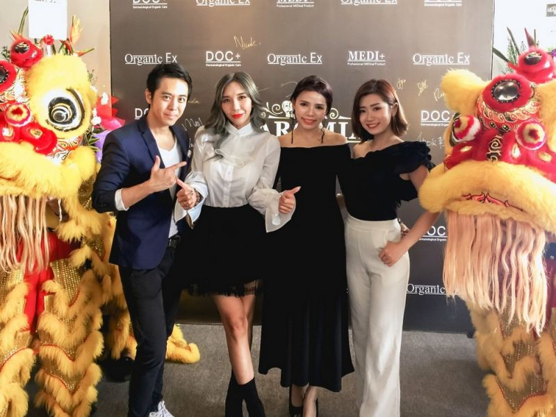 Isaromia House Cometic Opening Johor Bahru (JB), Malaysia, Mount Austin Event Planner | Vinz Event & Management