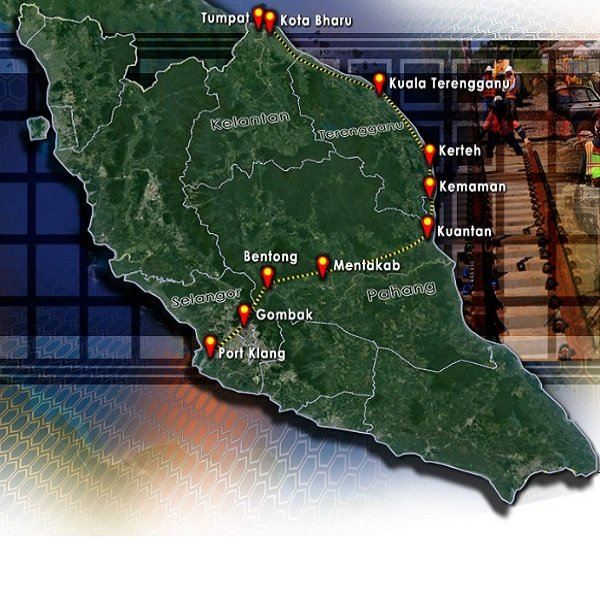 ECRL project to continue on suitable scale after negotiation - Dr Mahathir M'sia News Malaysia News | SilkRoad Media