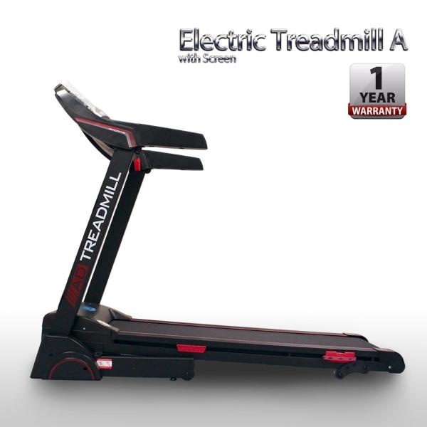3.0HP Luxury Electric Treadmill A Hardware & Fitness Malaysia, Selangor, Kuala Lumpur (KL) Supplier, Suppliers, Supply, Supplies | Like Bug Sdn Bhd