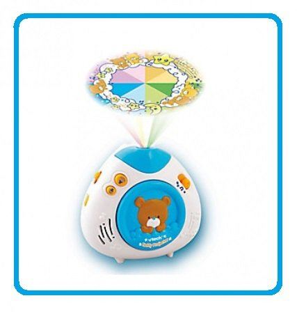 VTECH LULLABY TEDDY PROJECTOR PINK (1000053)  LEARNING TOYS VTECH Kuala Lumpur (KL), Selangor, Malaysia. Supplier, Suppliers, Supplies, Supply | Baby & Me